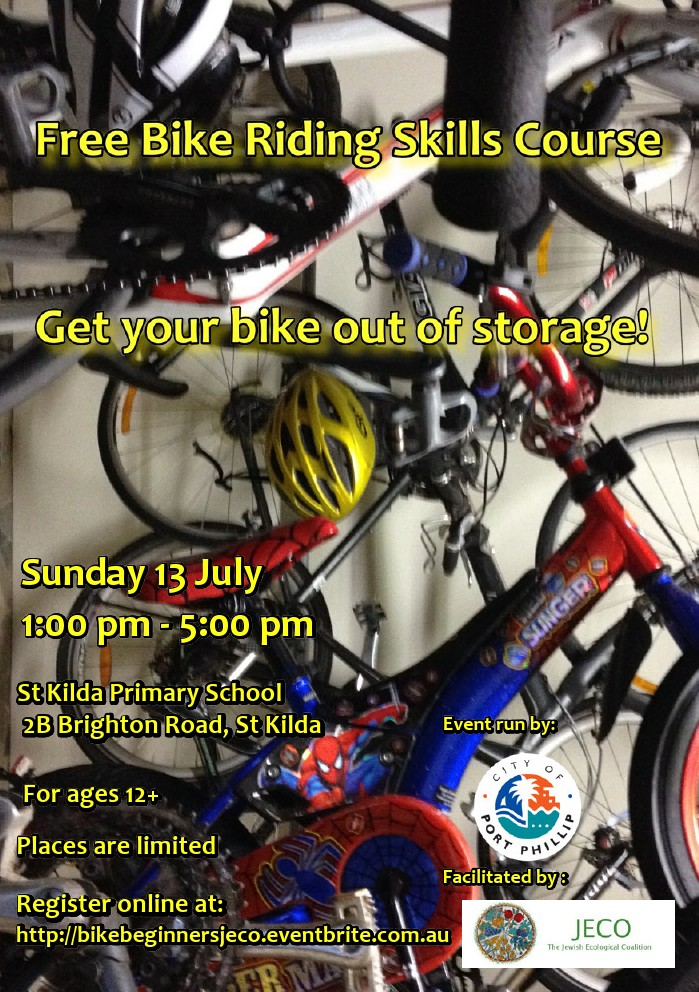 Bike Course 5 Flyer